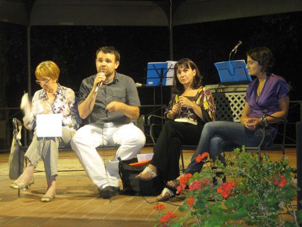 Presentazione del mio libro a Castagneto Carducci