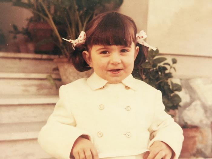 Silvia Volpi 3 anni