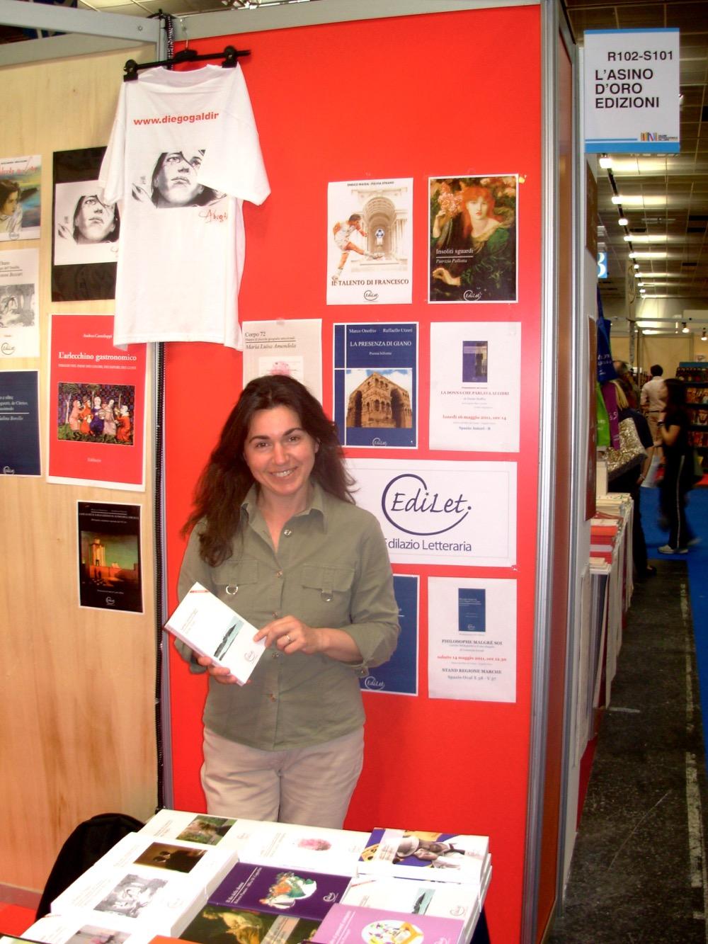 Il mio primo Salone del libro a Torino